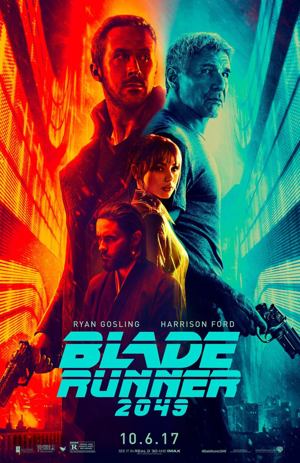 Box-office Etats-Unis : grosse déception pour Blade Runner 2049, leader sans éclat.
