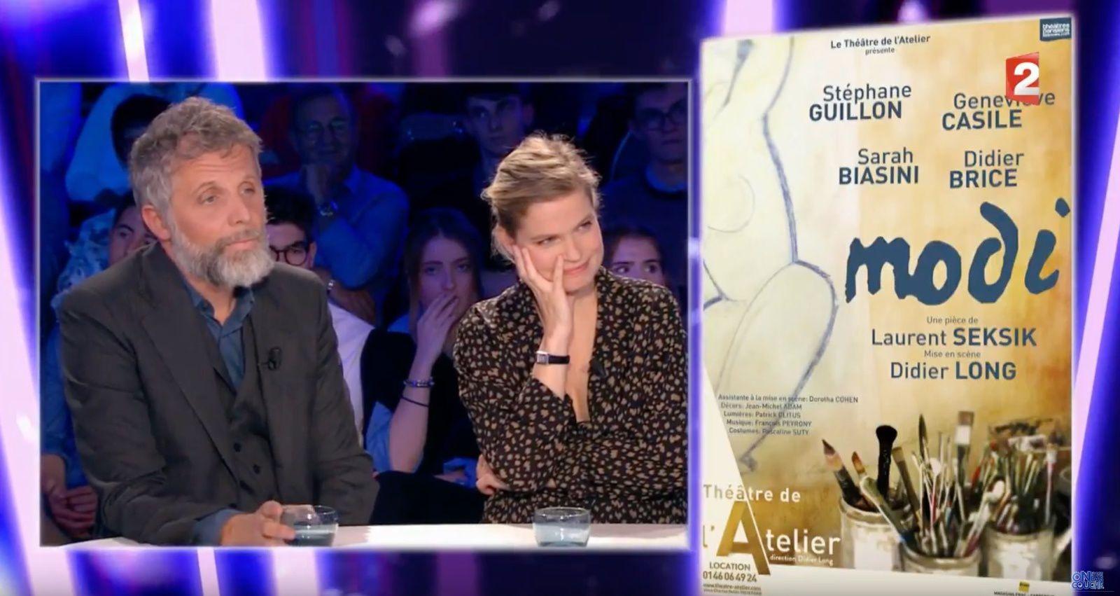 Les vidéos d'On n'est pas couché samedi avec Stéphane Guillon, Hondelatte, Attali...
