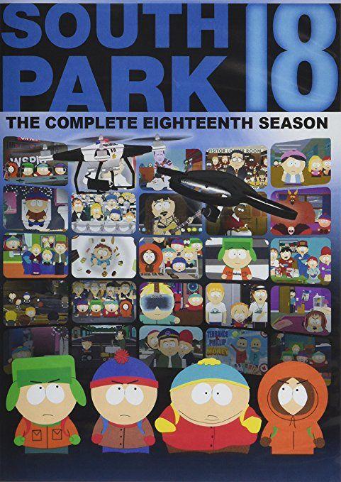 South Park saison 18 en version française sur Game One dès le 6 novembre.