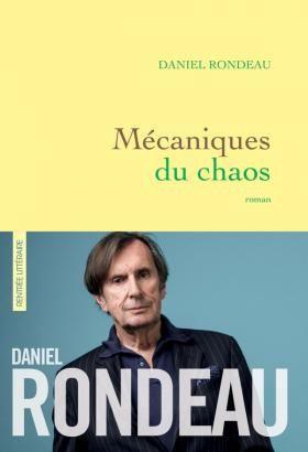 L'Académie française a décerné son Grand Prix du roman à Mécaniques du chaos.