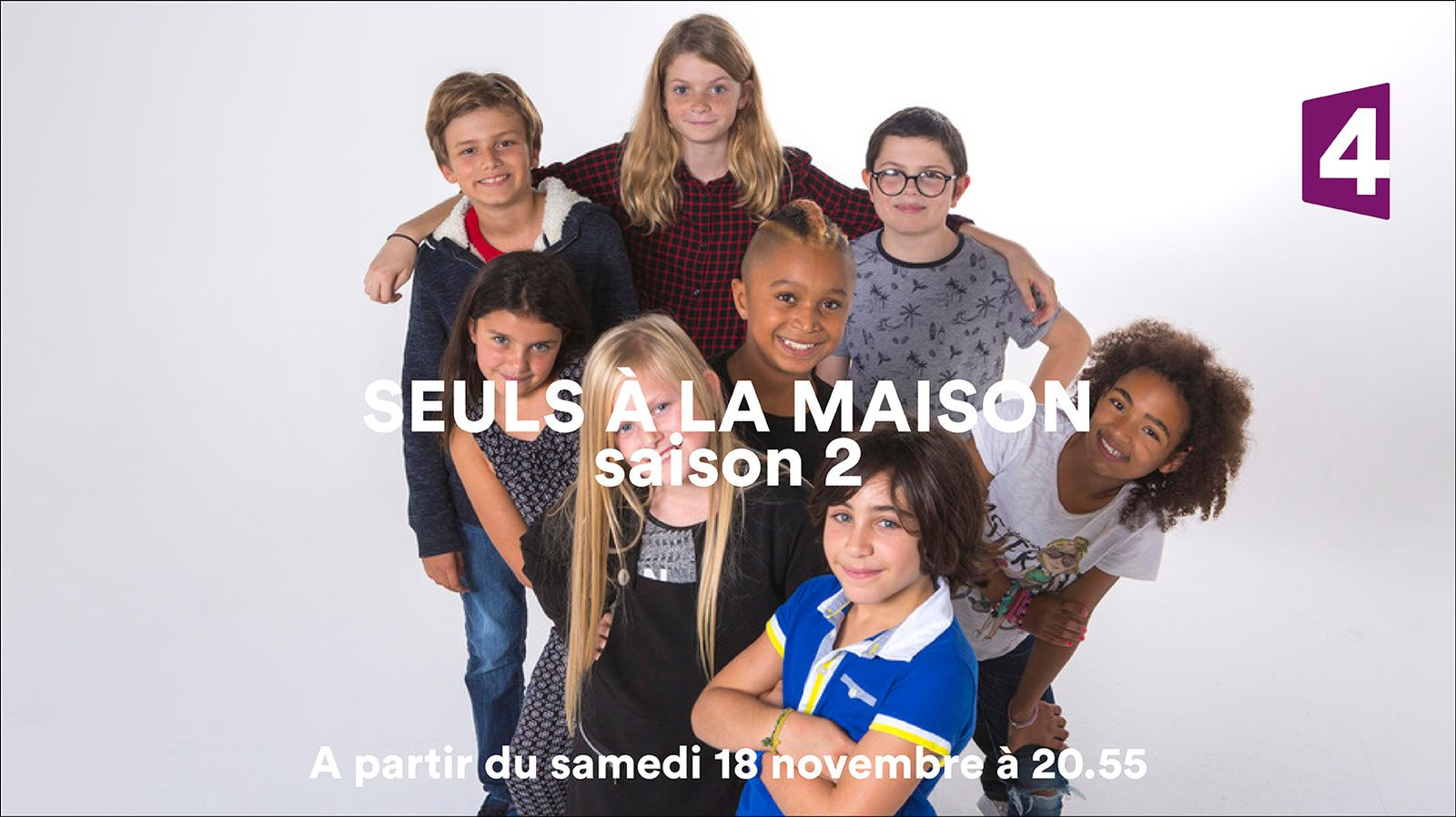 Seuls à la maison, saison 2 les 18 et 25 novembre sur France 4.