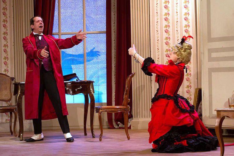 La pièce Thé à la menthe ou t'es citron diffusée ce dimanche soir.