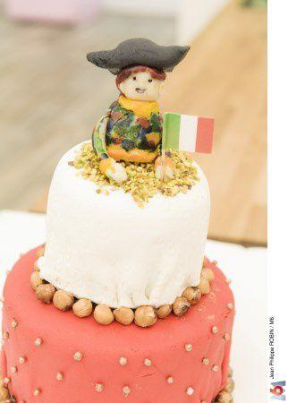 Le meilleur pâtissier spécial Italie ce soir : cappucino, cannoli et créations gourmandes.