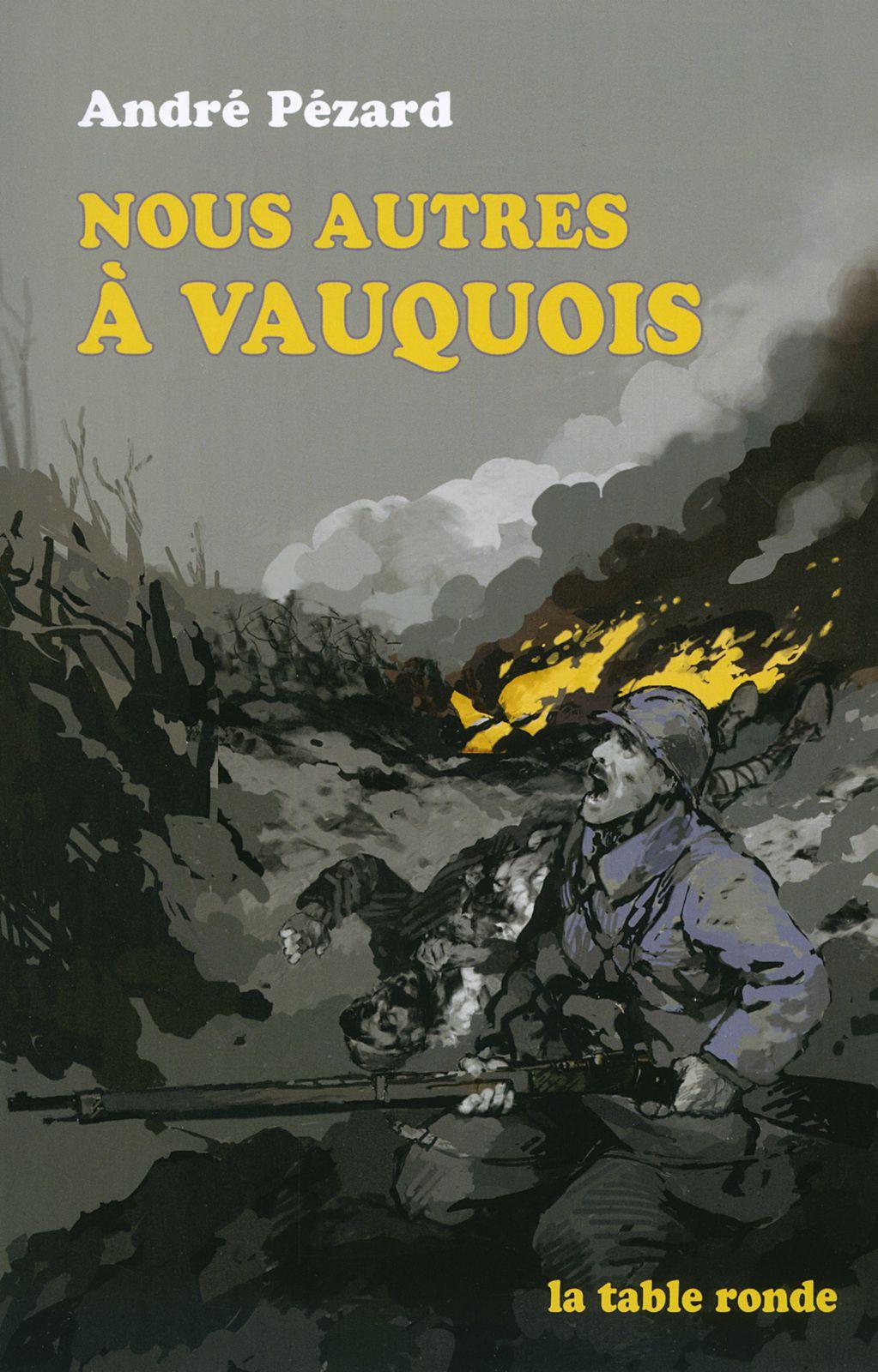 Sous la pluie de feu, à Vauquois : document à 13h15 sur France 2 (14/18).