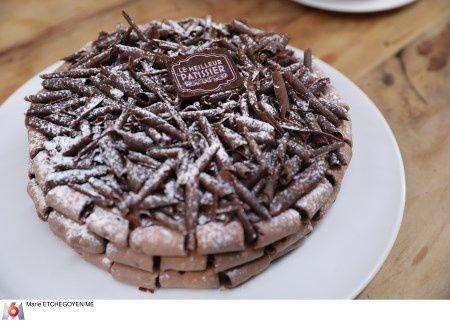 Le meilleur pâtissier ce mardi : Calisson, concorde et gâteaux en trompe-l'oeil.