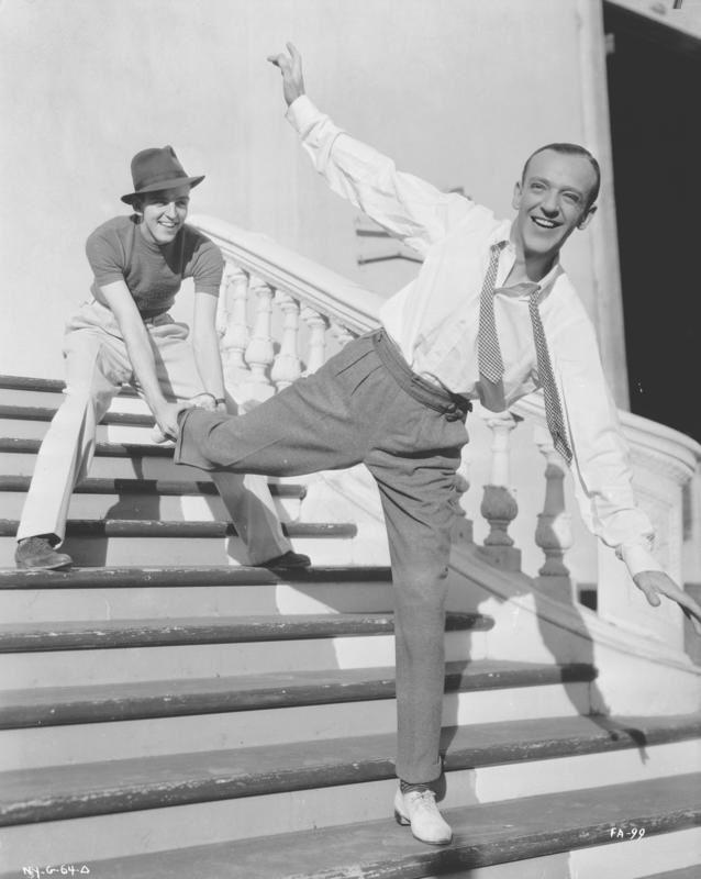 Deux documents inédits consacrés à Fred Astaire ce 24 décembre sur ARTE.