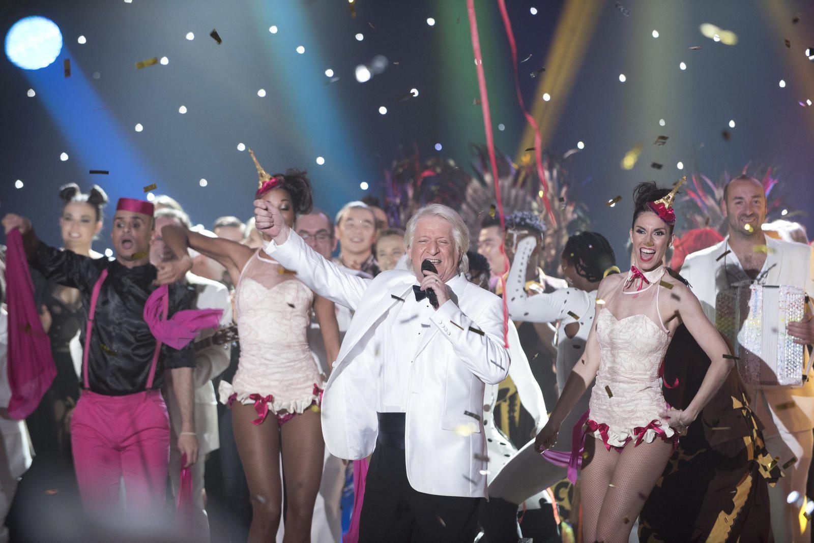 Invités et numéros du Plus grand cabaret ce 31 décembre.