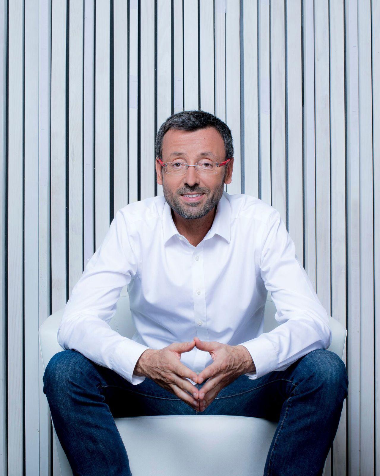 Ce lundi, la chaîne L'Équipe célèbre la 2000ème de L'Équipe du soir avec Nicolas Sarkozy.