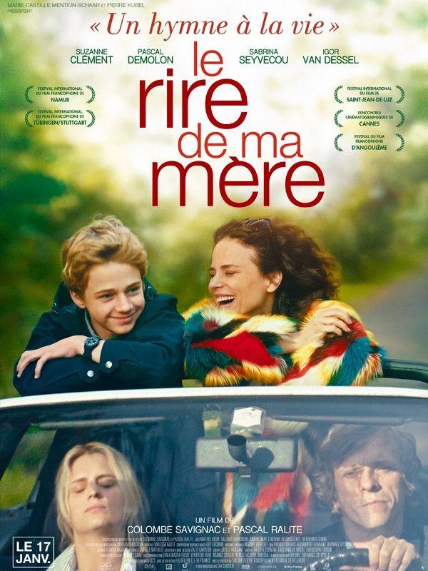 Au cinéma ce mercredi : Le rire de ma mère, avec Pascal Demolon et Suzanne Clément.