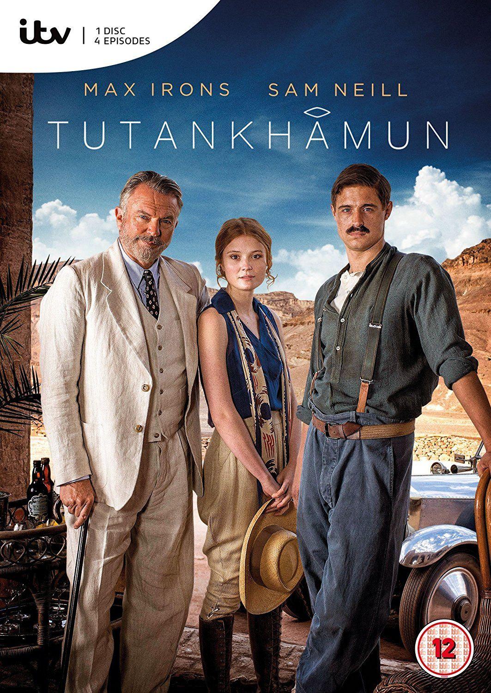 La série britannique Toutankhamon avec Max Irons diffusée dès ce jeudi soir sur Histoire.