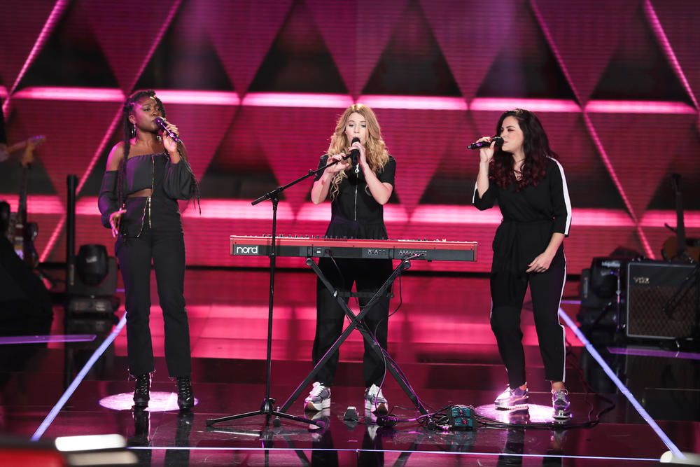 Auditions de The Voice : la belle reprise de La boulette, par Just Another Trio (vidéo).