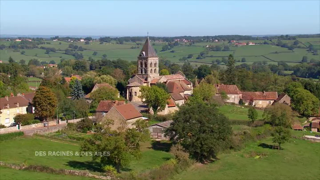 Des racines et des ailes à la rencontre de personnes redonnant vie aux villages de Bourgogne.
