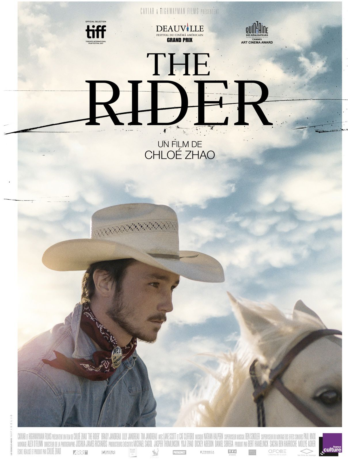 Bande-annonce du film The Rider.