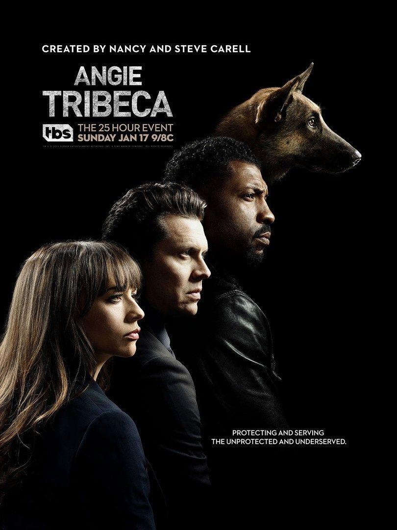 La série Angie Tribeca diffusée dès ce mercredi sur Warner TV.