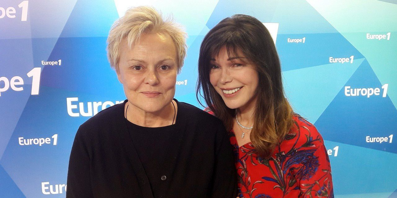 Muriel Robin se confie à Isabelle Morizet ce samedi sur Europe 1.