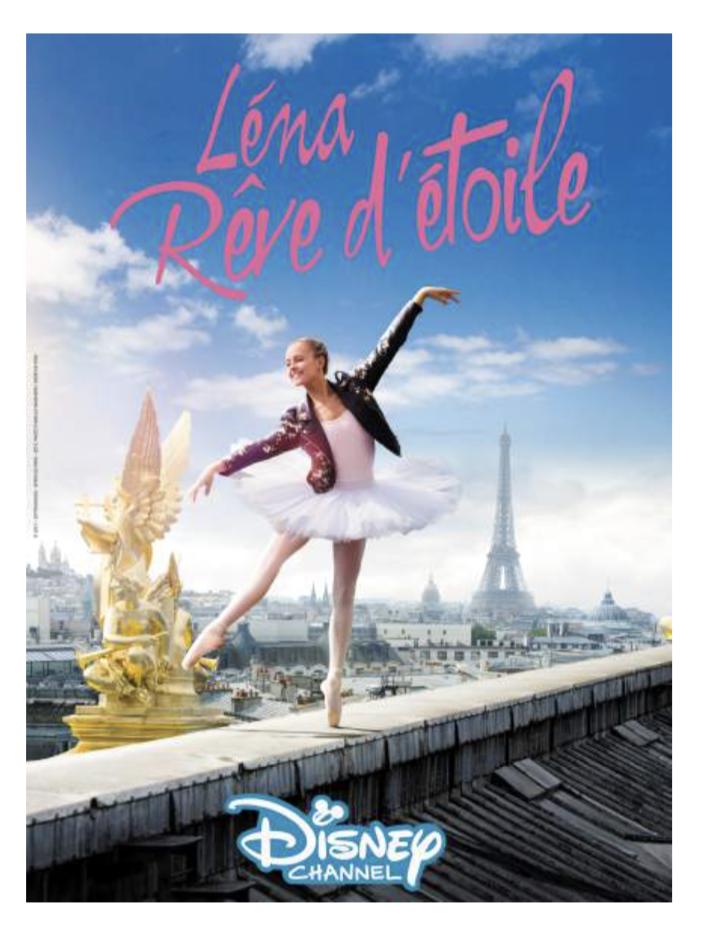 La série jeunesse inédite Léna, rêve d'étoile débarque le 14 avril.