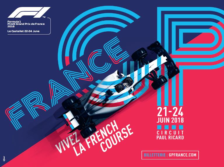 Grand Prix de F1 au Castellet : le dispositif de TF1 et TMC les 23 et 24 juin.
