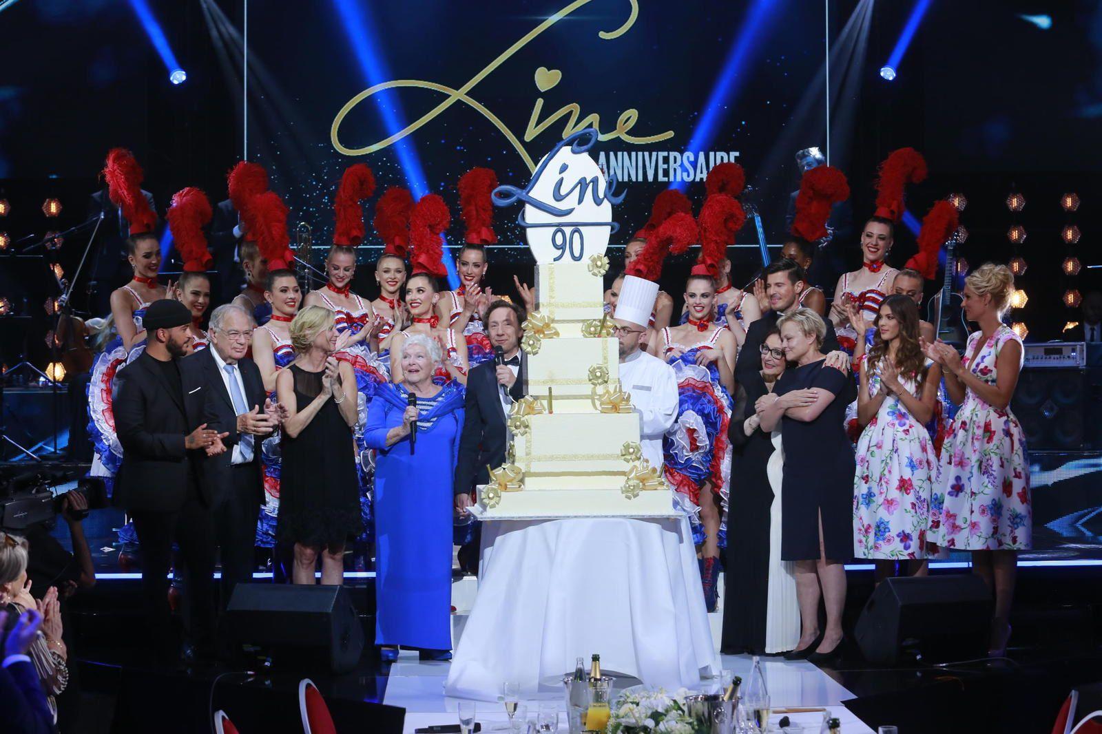 Les 90 ans de Line Renaud célébrés ce mardi sur France 2 : découvrez qui est invité.
