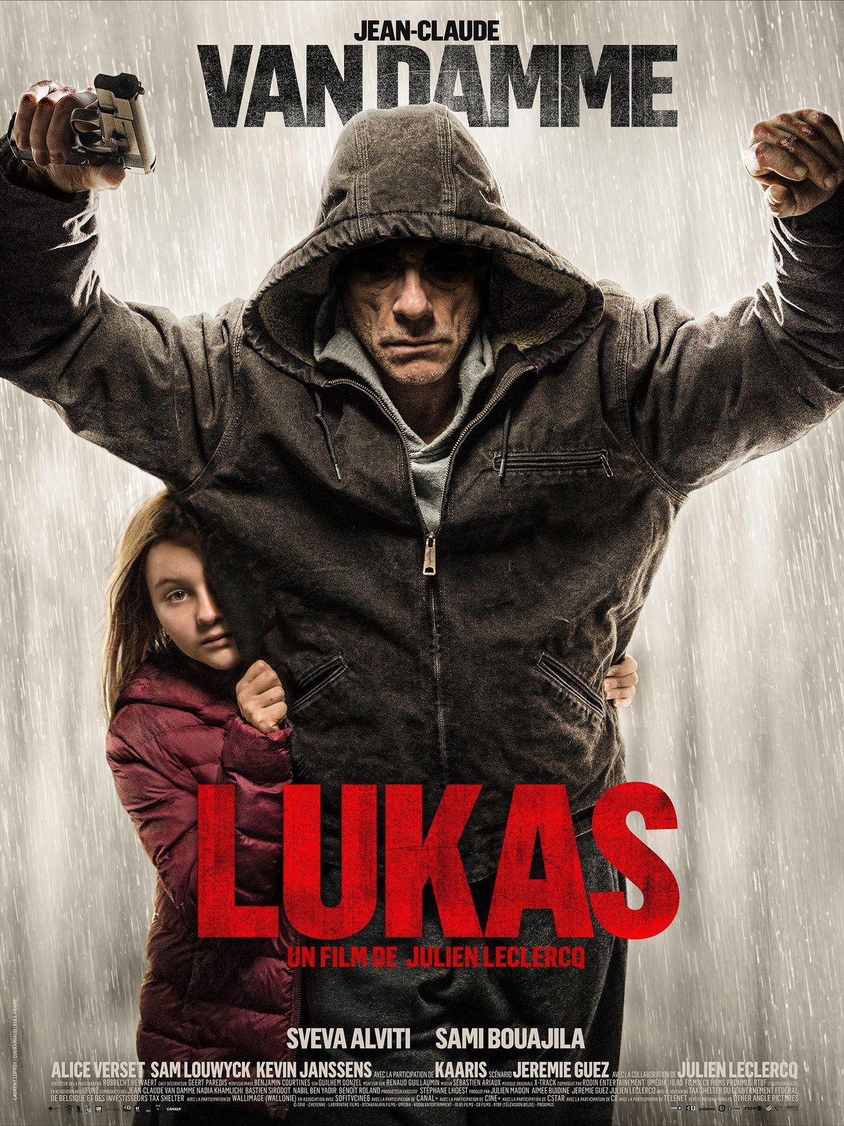 Bande-annonce du film Lukas, avec Jean-Claude Van Damme.