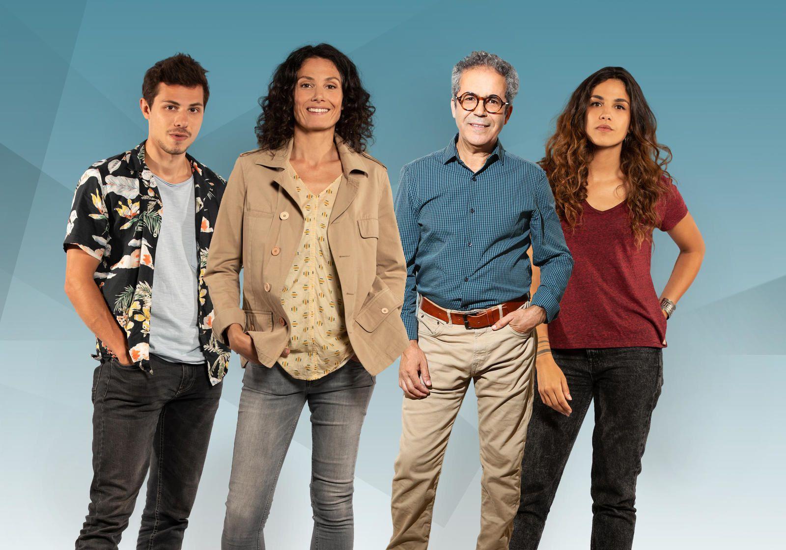 Un si grand soleil dès ce lundi sur France 2 : les portraits des nombreux personnages.