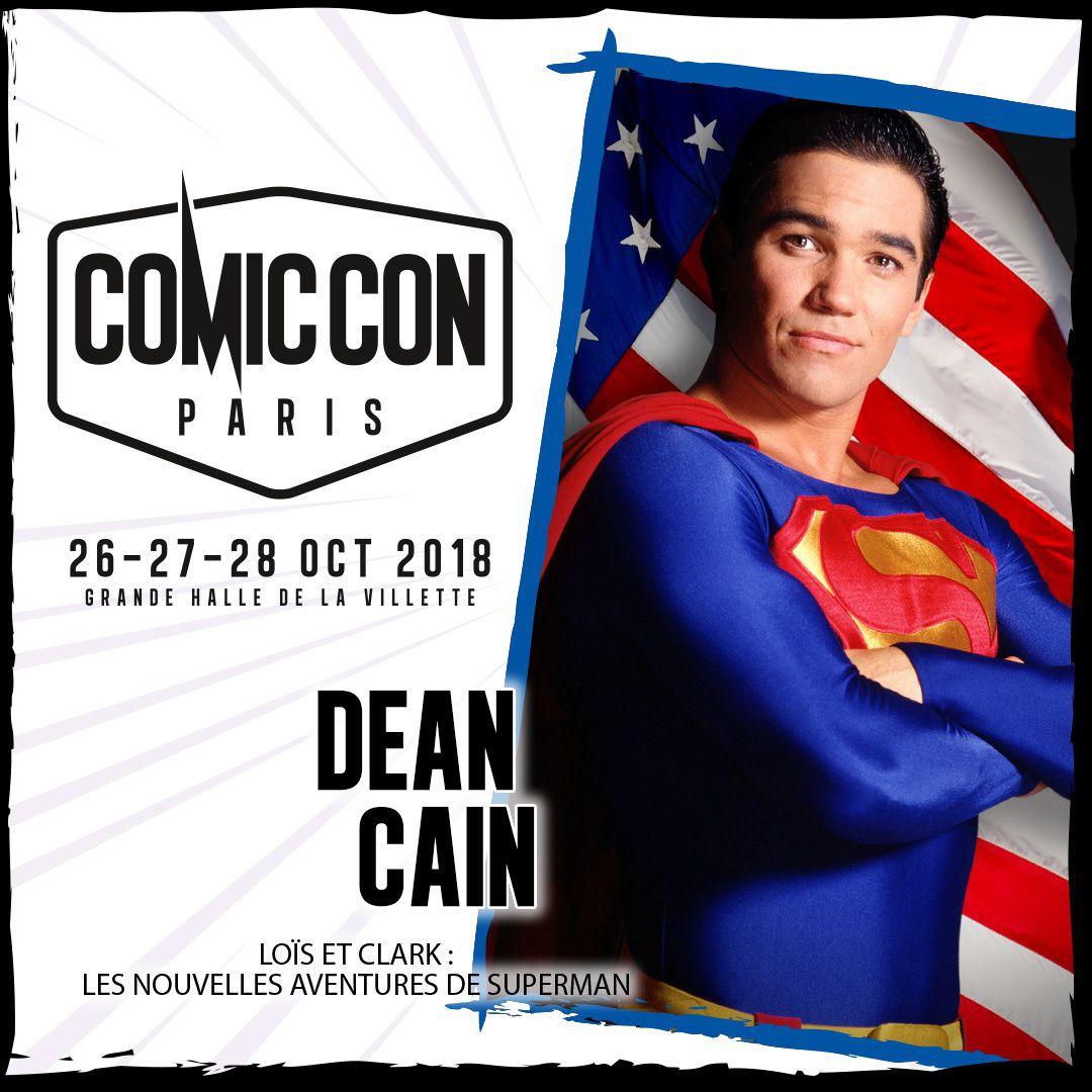 Le Comic Con Paris célèbre ce week-end les 80 ans de Superman.
