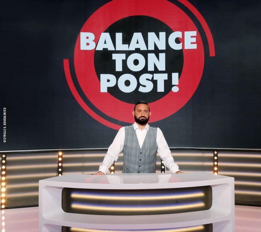 Audience de la première de Balance Ton Post, avec Cyril Hanouna.