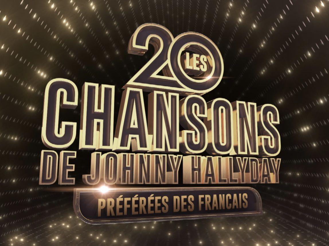 Le palmarès des 20 chansons de Johnny Hallyday préférées des Français, ce soir sur W9.