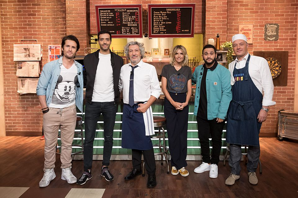 Les invités de Burger Quiz mercredi 26 septembre sur TMC.