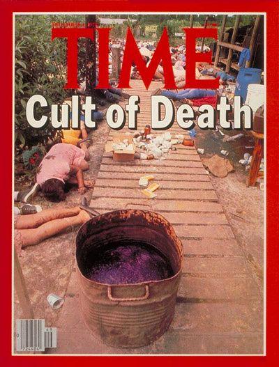 Document ce soir consacré à l'effroyable massacre de Jonestown (secte Temple du peuple).