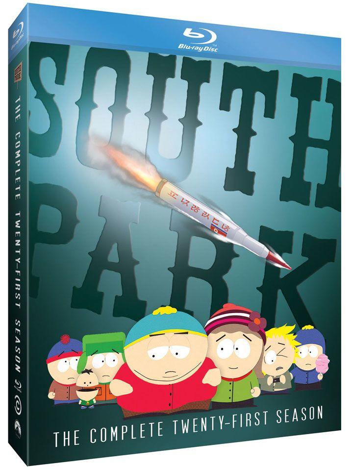 Saison 21 de South Park en version française, dès le 29 octobre sur Game One.