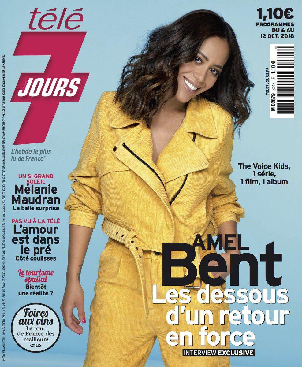 La Une de la presse TV ce lundi : Jean-Pierre Pernaut, Camille Combal, Amel Bent, Jenifer...