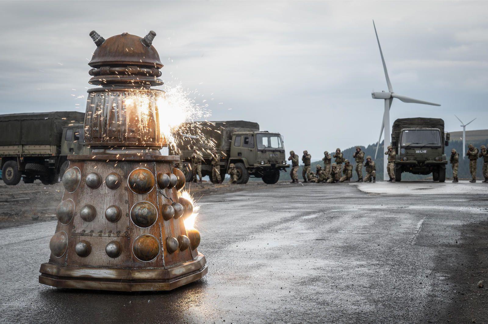 L'épisode inédit de Doctor Who diffusé le 1er janvier outre-Manche proposé aujourd'hui sur France 4.