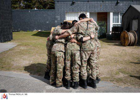 Le sens de l'effort sur M6, avec les décrocheurs Paola, Patrick, Valentin, Maïline, Lucas....