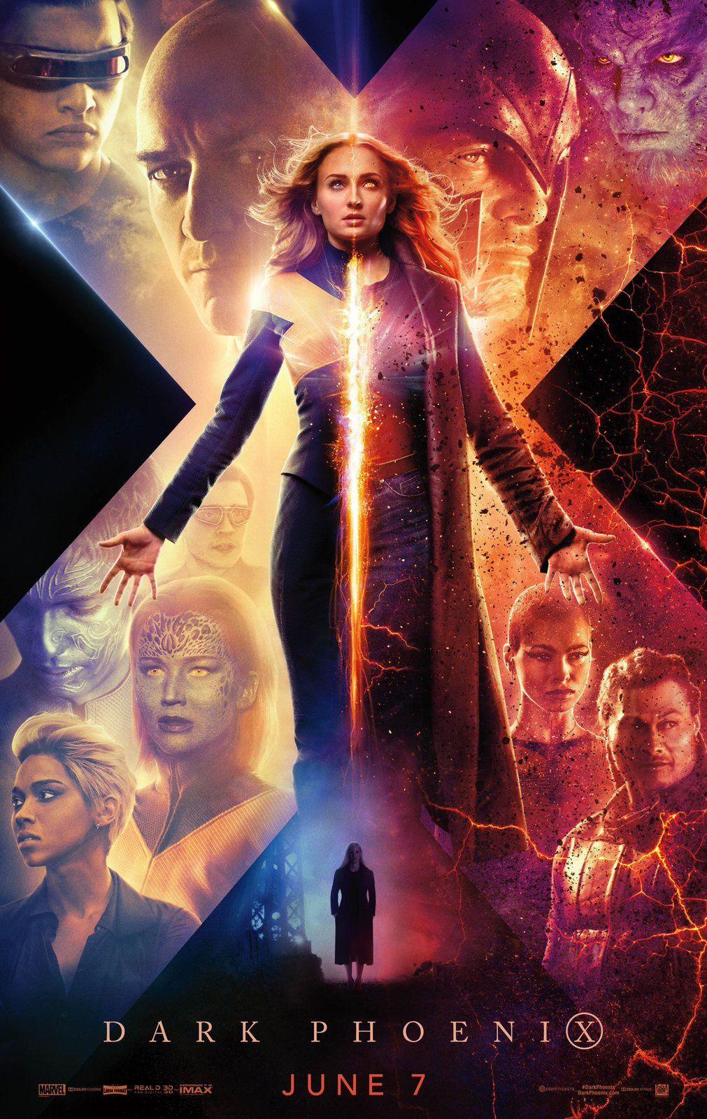 Bande-annonce finale du film X-Men Dark Phoenix (Version française).