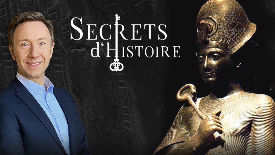 Secrets d'histoire inédit ce samedi 23 mars : Ramsès II, Toutânkhamon, l'Égypte des pharaons.