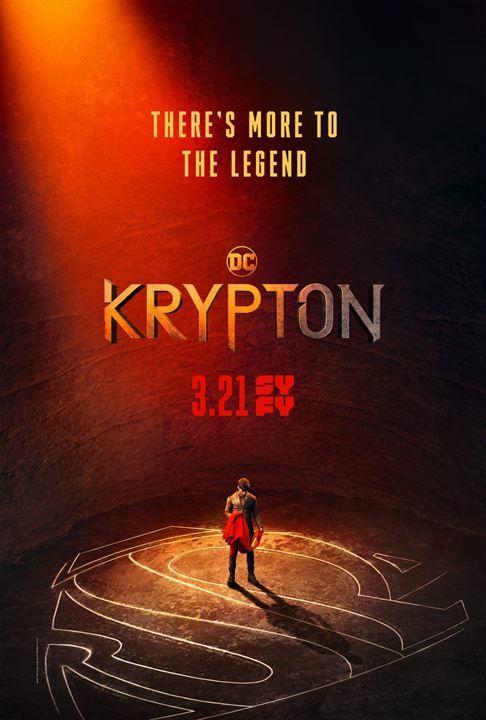 La série inédite Krypton diffusée sur Syfy France dès ce 14 mai.
