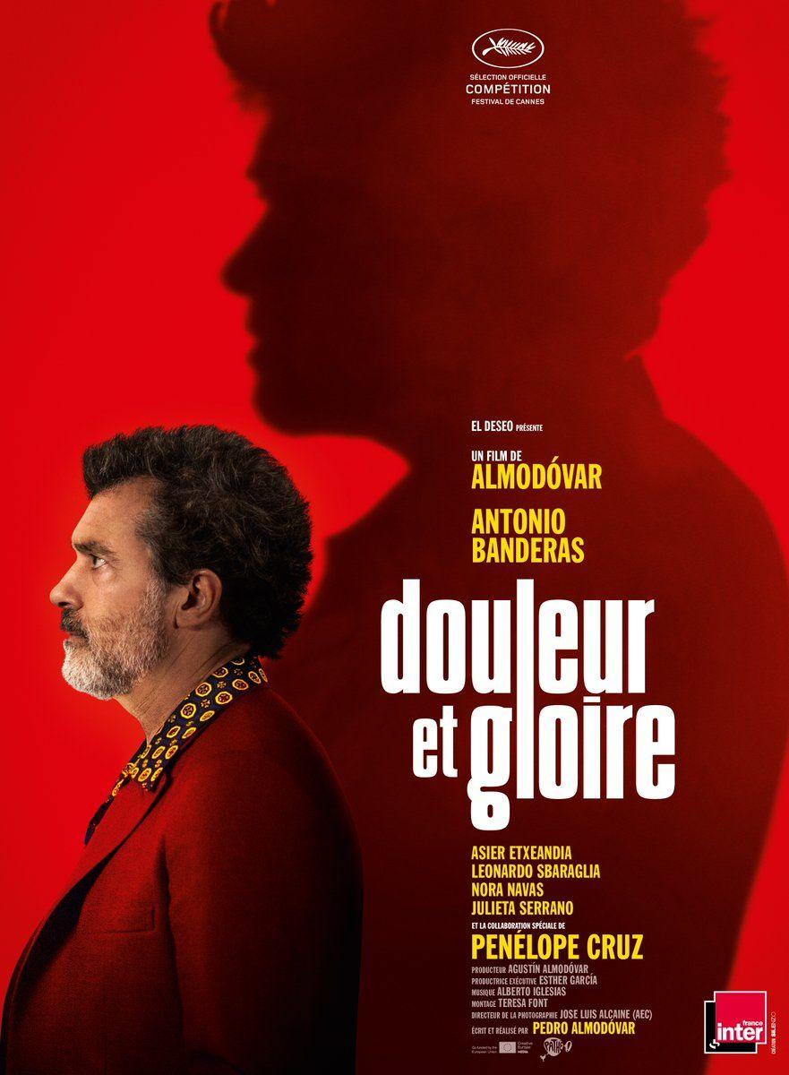 Dans les salles dès ce vendredi, le film Douleur et gloire, de Pedro Almodóvar.