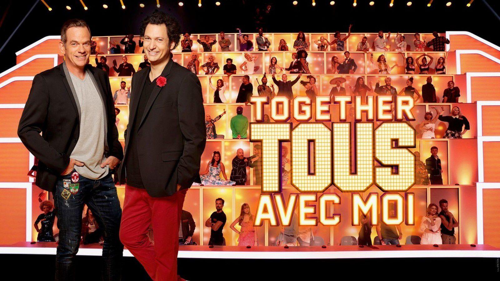 Together, tous avec moi sur M6 : la prestation énergique de Stellia (vidéo).