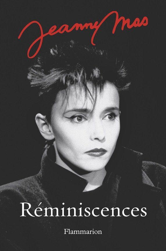 Sortie ce 15 mai de Réminiscences, livre autobiographique de Jeanne Mas.