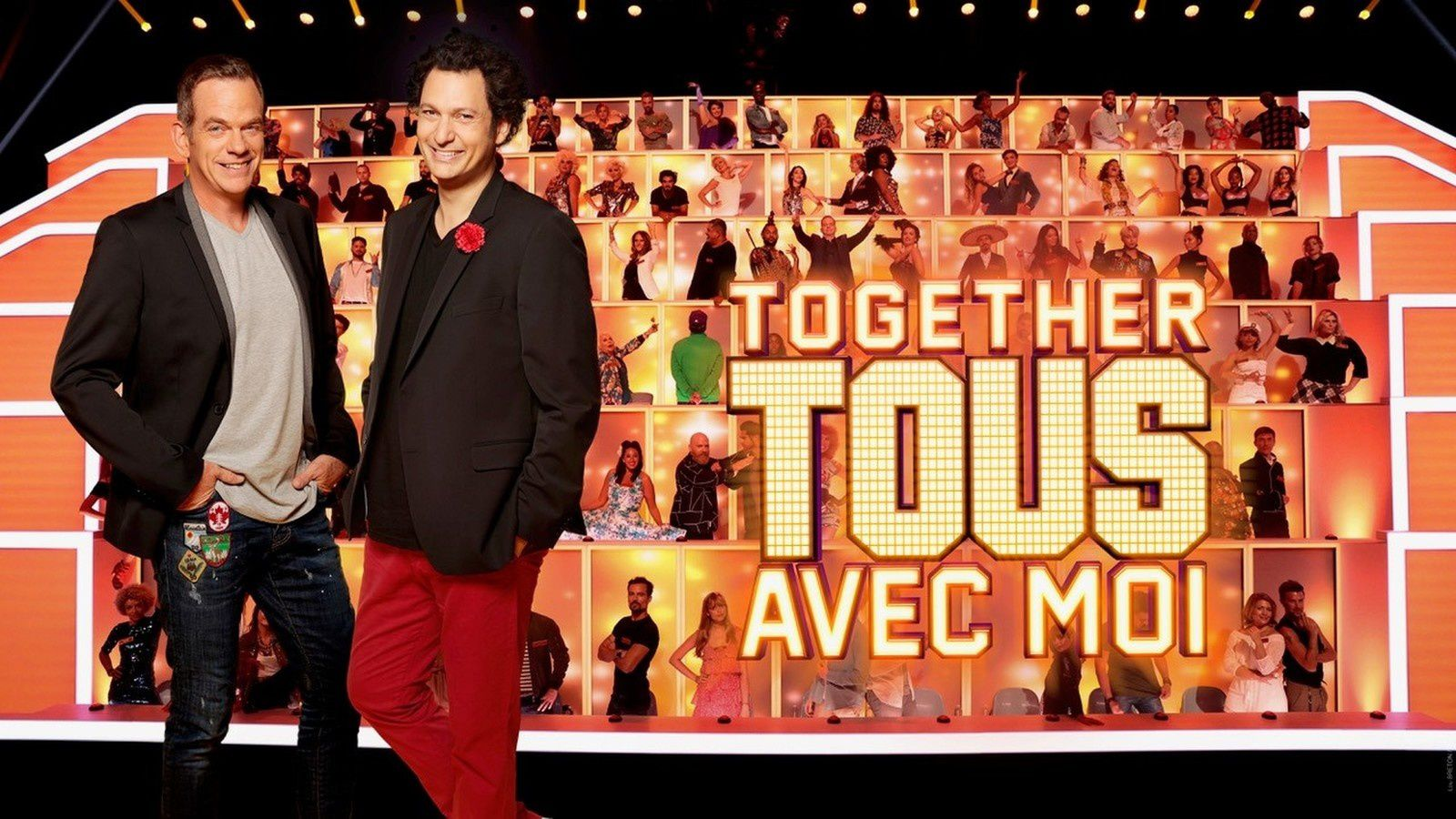 Rappel des jurés et des règles du divertissement Together, tous avec moi diffusé sur M6.