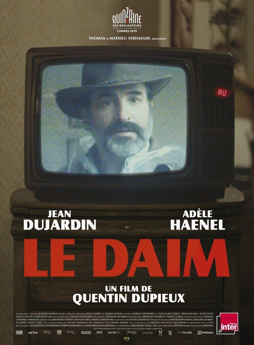 Dans les salles dès ce mercredi, le film Le daim, réalisé par Quentin Dupieux.