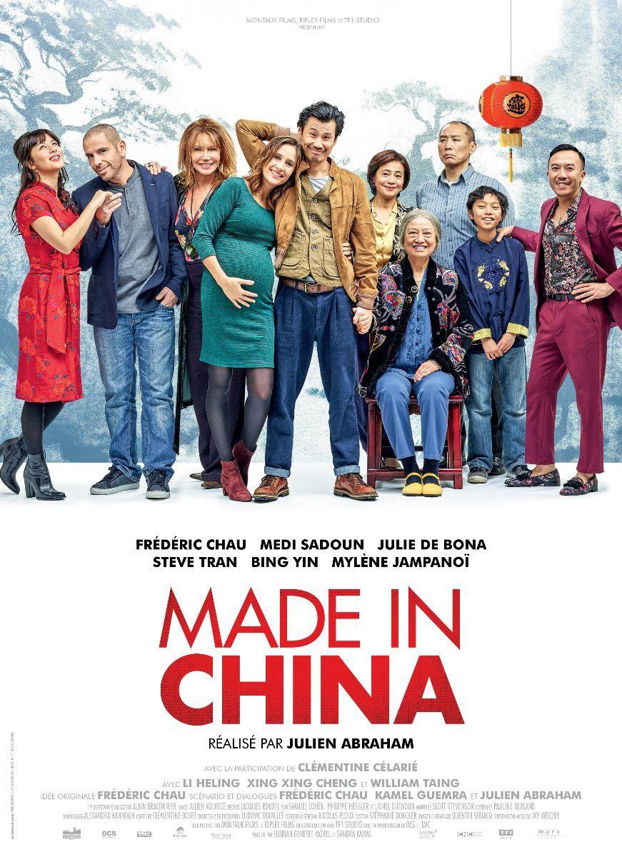 Nouvel extrait de la comédie Made in China, avec Frédéric Chau et Medi Sadoun.