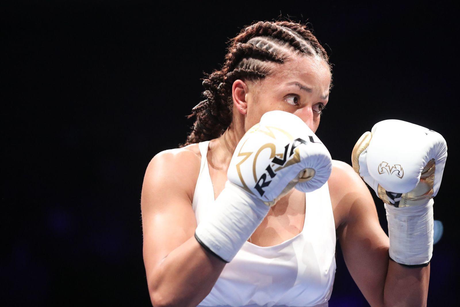 Une ceinture mondiale pour Estelle Yoka Mossely ? Un combat à suivre ce soir sur L'Equipe.