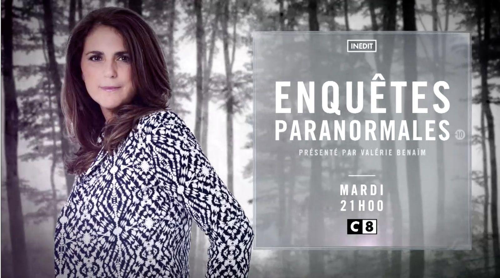Le sommaire du second numéro d'Enquêtes paranormales (diffusion ce mardi soir sur C8).