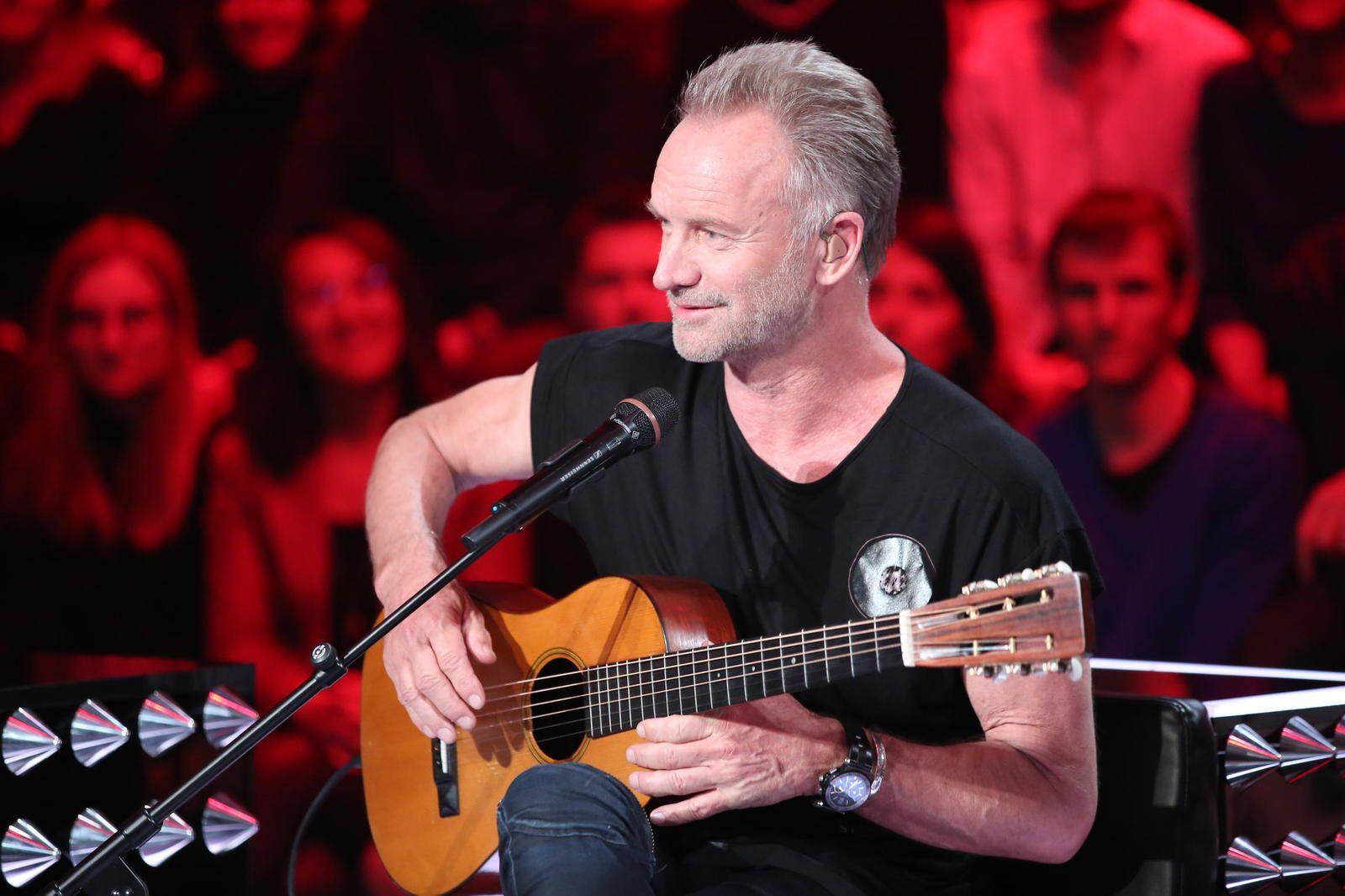 Sting, Rilès, Lukas Graham, Ofenbach sur le plateau de Taratata ce vendredi soir.