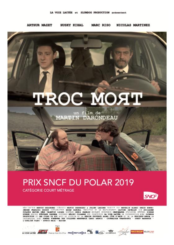 Découvrez les 3 lauréats du Prix SNCF du Polar 2019.