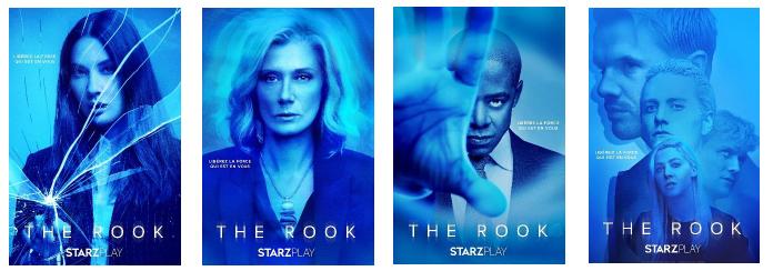 "STARZPLAY diffuse la série inédite ""The Rook"" dès ce 30 juin."