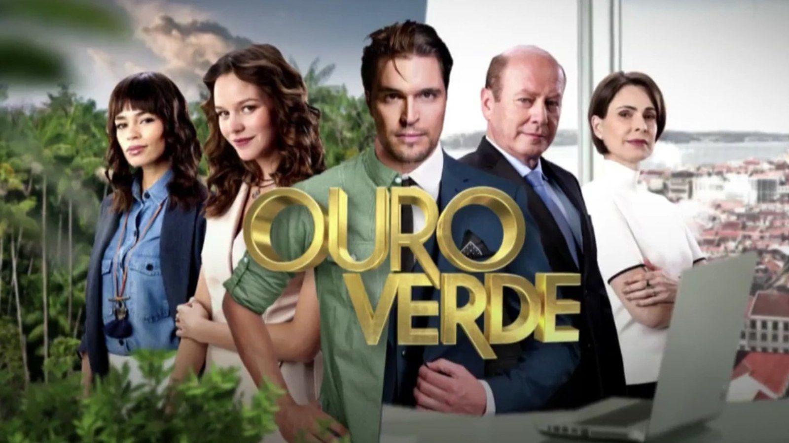 La telenovela portugaise Ouro Verde (Le prix de la trahison) débarque ce lundi sur Chérie 25.