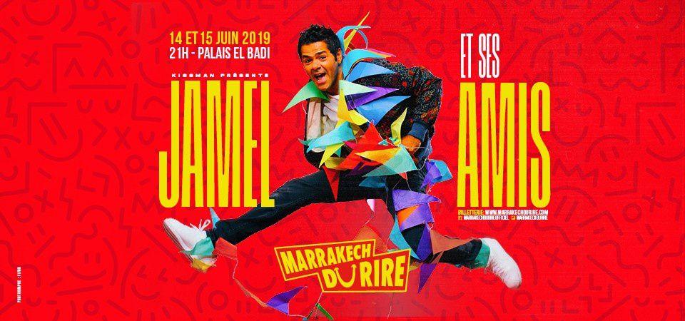Nouvelle édition du Gala Jamel et ses amis ce mercredi soirsur M6.