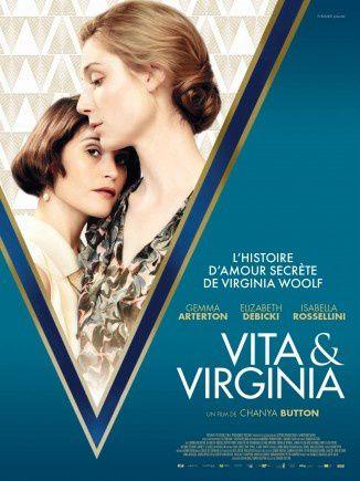 Dans les salles dès ce mercredi : Vita & Virginia (l'histoire d'amour secrète de Virginia Woof).